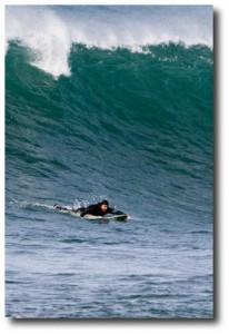 波をつかまえる