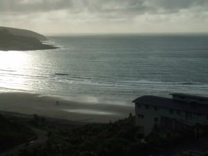 ラグランのビーチブレイク