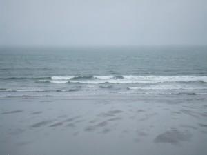波がないフィッツロイ