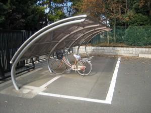 自転車のないときにどうぞ